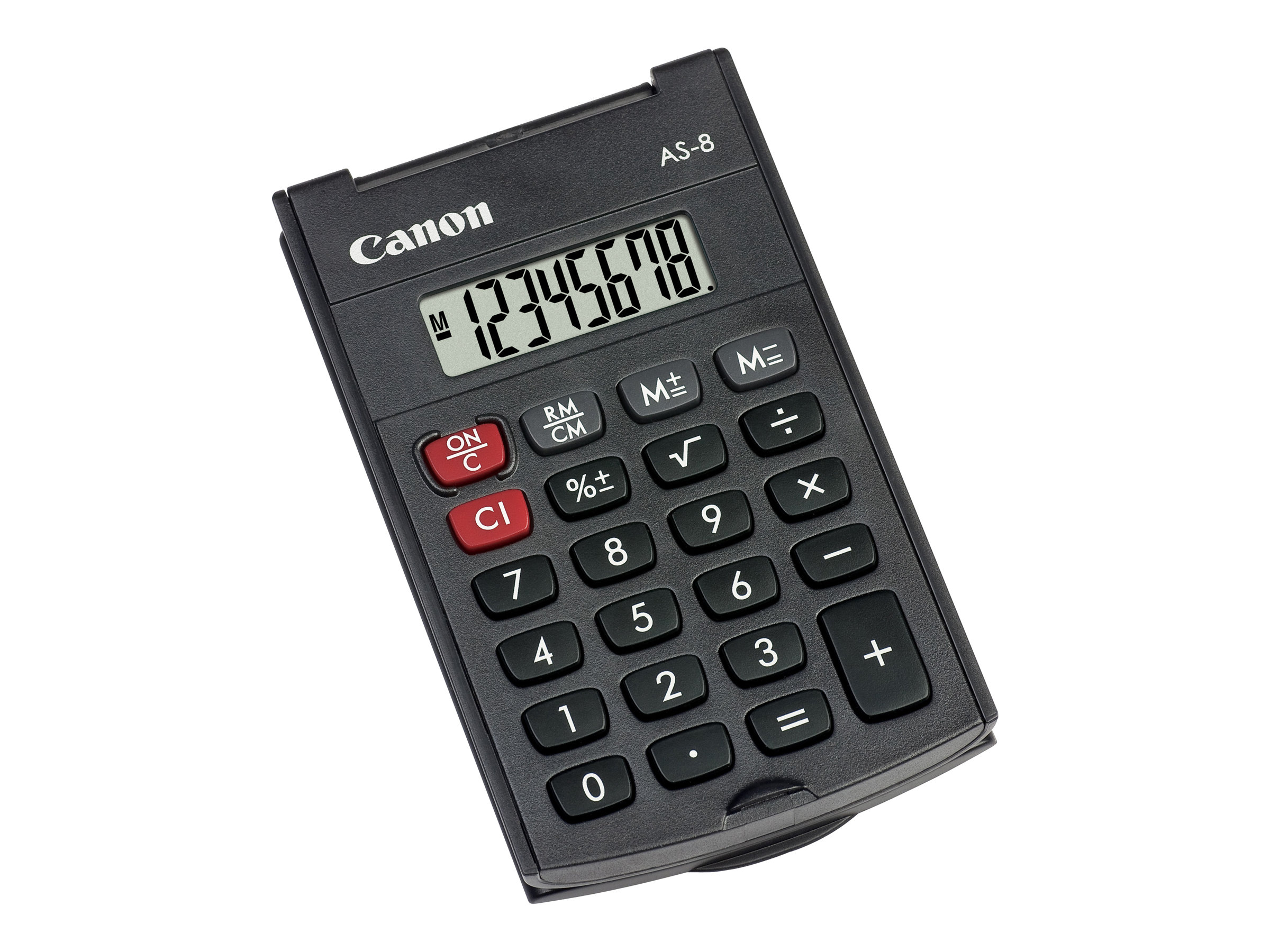 Canon AS-8 - calculatrice de poche