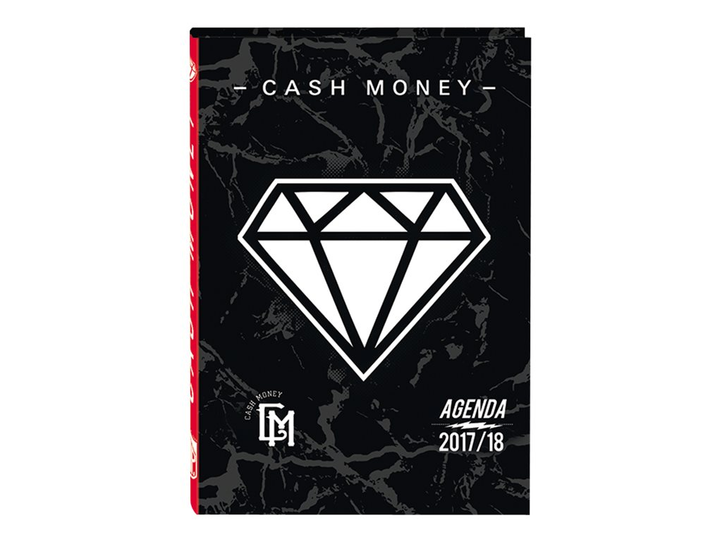 Oberthur Cash Money - agenda scolaire