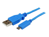 StarTech.com C�ble Adaptateur  USBAUB1MBL