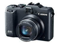 Canon PowerShot G15