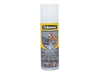 Fellowes Mini Turbo Air Duster 175ml - spray dépoussiérant