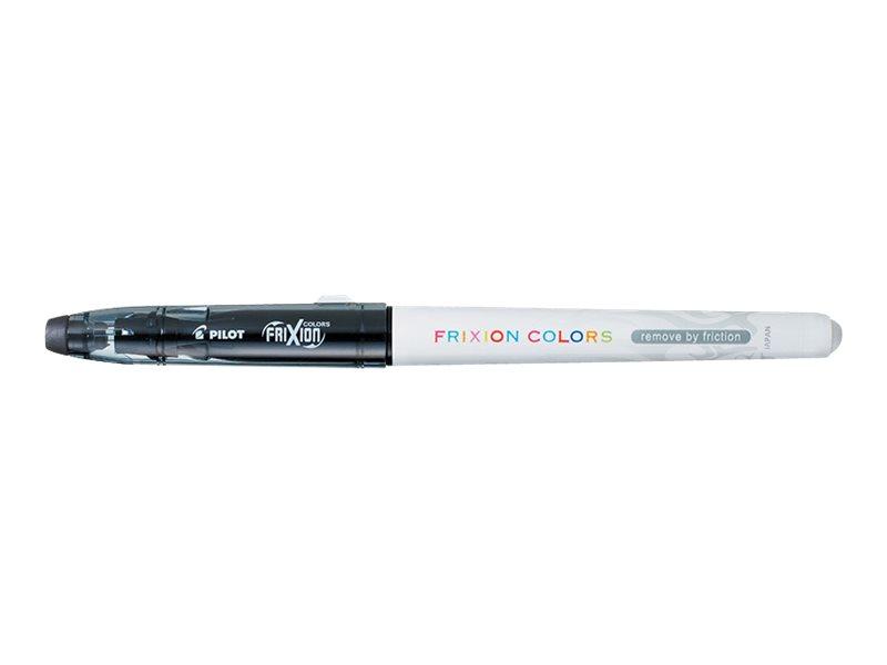 Pilot Frixion Colors - feutre dessin effaçable -2.5 mm - différents coloris - unité ou par pack