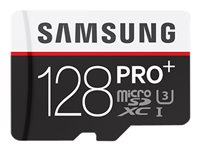 Samsung PRO+Micro SD 128GB with adapter