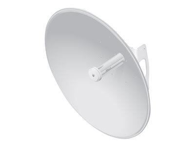 Ubiquiti PowerBeam M5 PBE-M5-620 - Bezdrátový můstek - 10Mb LAN, 100Mb LAN, GigE, AirMax - AirMax - external