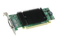 Matrox P690 LP PCIe, PCIe x16, Low-profile, 128MB, DualHead(R) g