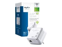 Devolo dLAN 500 WiFi - pont - 802.11b/g/n - Branchement mural