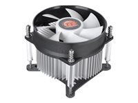 Thermaltake Gravity i2 - Processor cooler - (LGA1156 Socket, LGA1155 Socket, LGA1150 Socket)