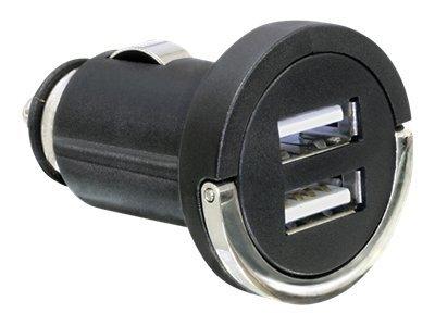 Navilock - Adaptér - auto - 2100 mA - 2 výstupní konektory ( USB )
