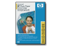 HP Advanced Glossy Photo Paper - papier photo brillant - 100 feuille(s)