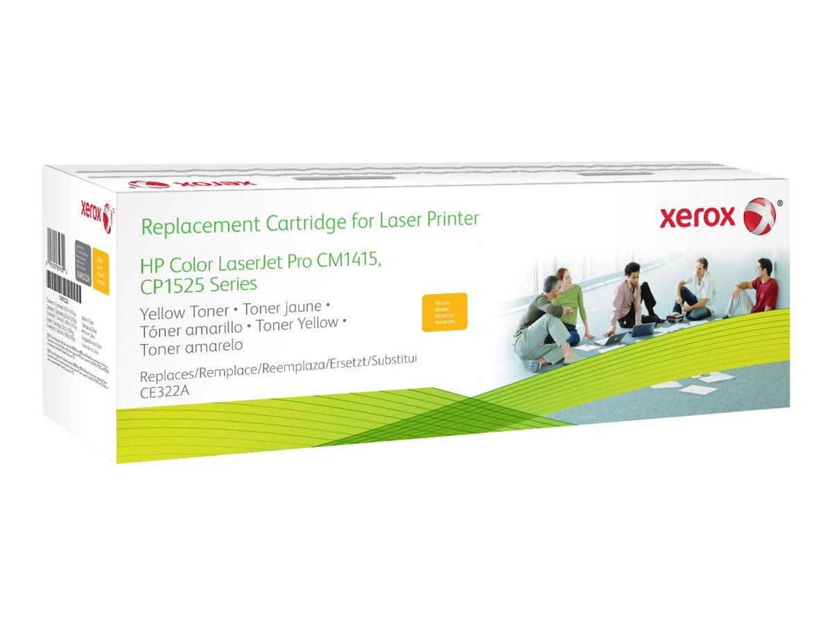 Xerox - jaune - cartouche de toner (équivalent à : HP 128A)