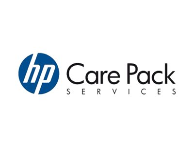 Electronic HP Care Pack Next Business Day Hardware Support for Travelers with Defective Media Retention