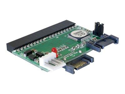 DeLOCK Converter IDE 40pin > SATA 2x HDD - Řadič úložiště - SATA 1.5Gb/s - 150 MBps - Ultra ATA/133