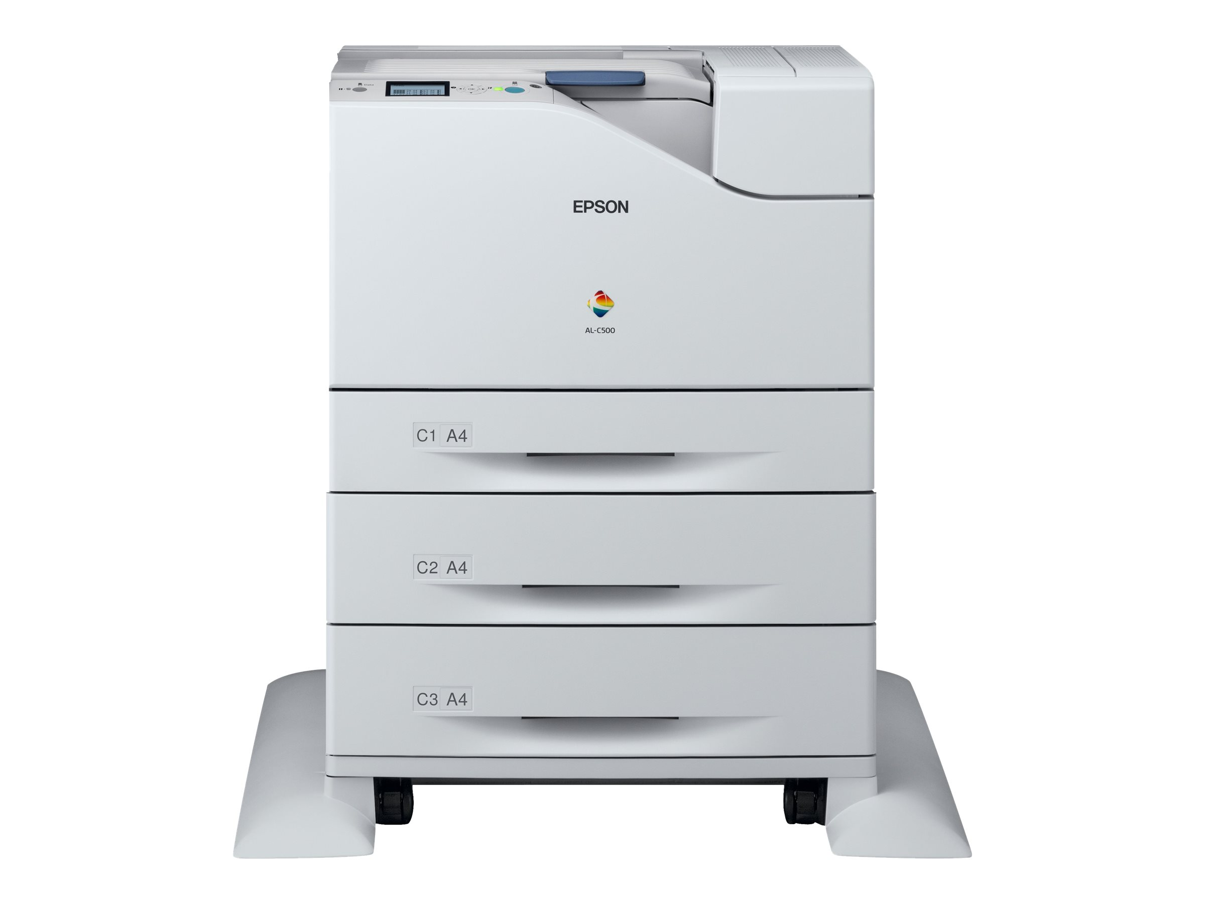 Epson WorkForce AL-C500DHN - imprimante - couleur - laser
