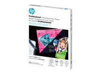 HP Professional Brochure and Flyer - Glossy - back/front coated - Letter A Size (8.5 in x 11 in) - 180 g/m² - 150 sheet(s) tri-fold paper - for Deskjet 15XX; Envy Photo 62XX; Photosmart B110; Smart Tank Wireless 51X