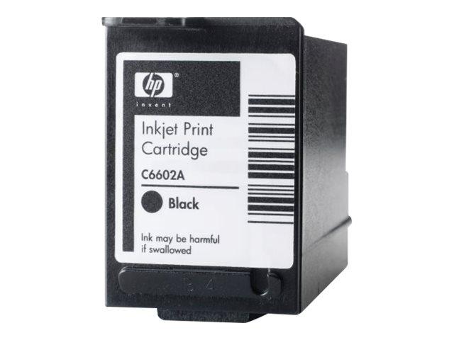 HP C6602A - noire - originale - cartouche d'encre
