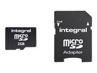 Integral Europe Cartes mémoires INMSD2GV2