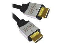 Kabel HDMI A - HDMI A M/M 10m, zlacené konektory, verze HDMI 1.3