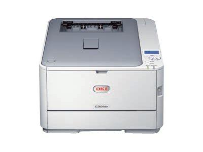 Image of OKI C301dn - printer - colour - LED