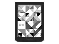 PocketBook Sense with KENZO cover eBook læser 4 GB