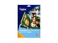 APLI-Agipa - étiquettes photo - 10 étiquette(s)