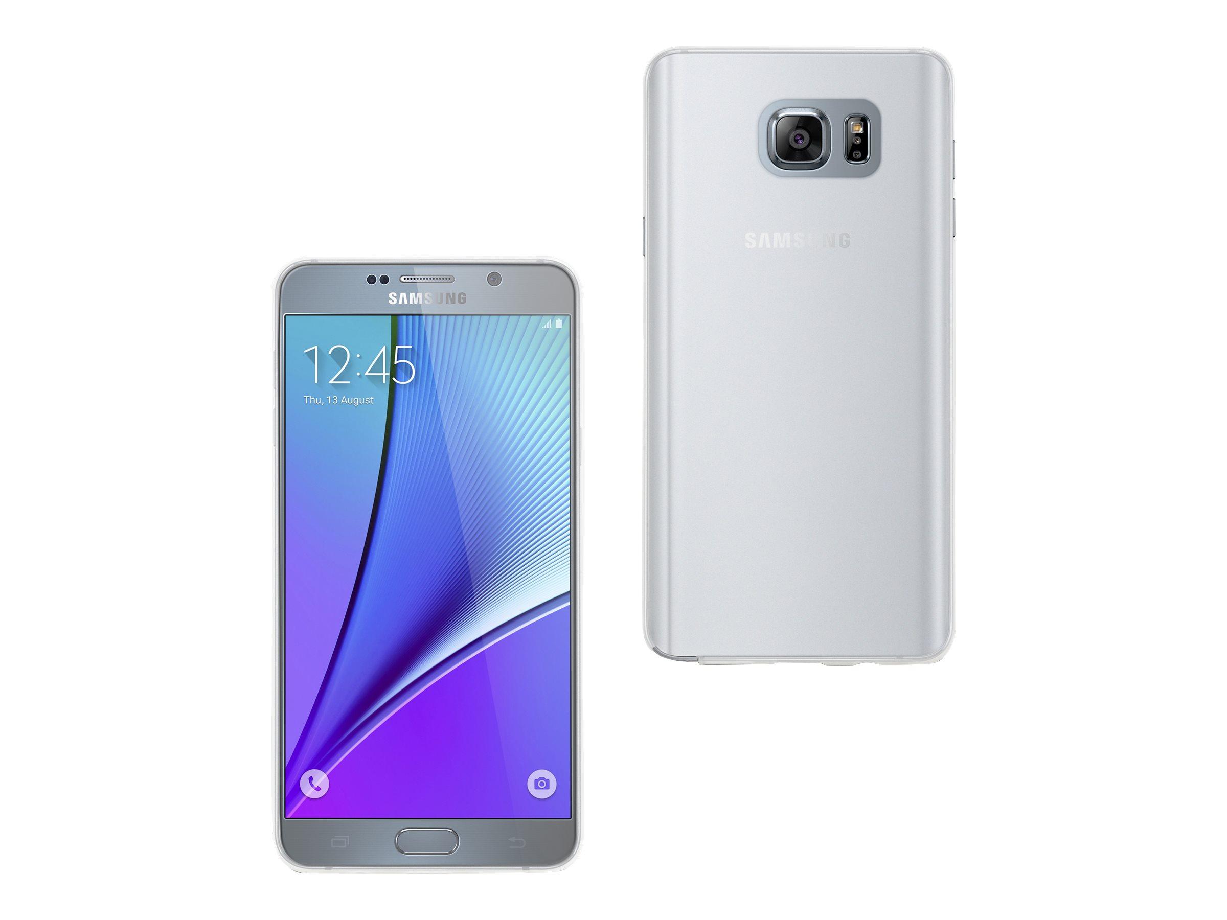 Muvit thingel - Coque de protection pour Samsung Galaxy Note5 - transparent