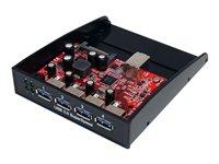 STARTECH - CARDS/HUBS/ADAPTER StarTech.com USB 3.0 Front Panel 4 Port Hub35BAYUSB3S4