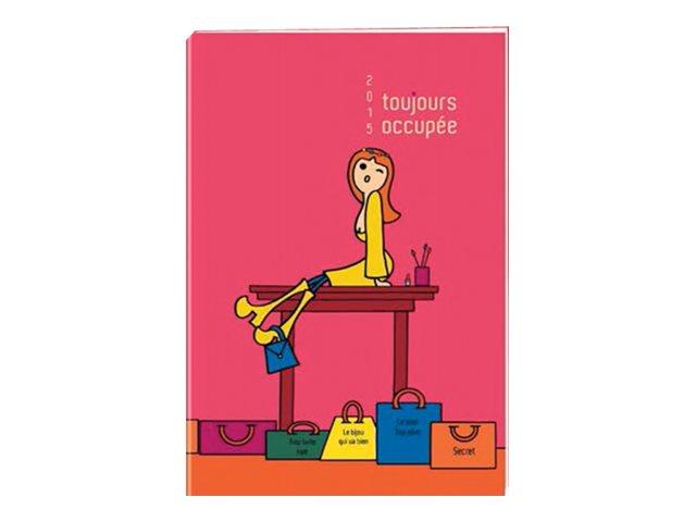 Oberthur Femme Toujours 16 Pocket - agenda