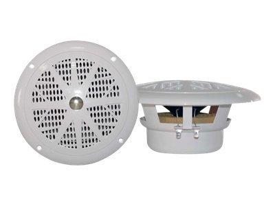 PYLE PLMR41W Speaker - coaxial - 4
