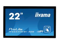 Iiyama ProLite LCD TF2234MC-B1AGB