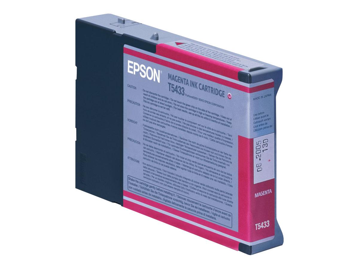 Epson T5433 - magenta - originale - cartouche d'encre