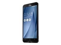 ASUS ZenFone 2 (ZE551ML) - argenté(e) - 4G LTE - 64 Go - GSM - smartphone Android