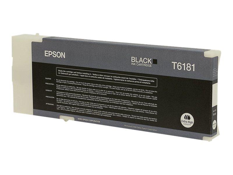 Epson T6181 - Extra High Capacity - noir - originale - cartouche d'encre