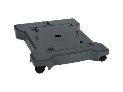 Image of Lexmark printer caster base