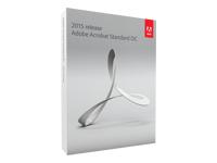 Adobe Acrobat Standard DC 2015 - ensemble de boîtes