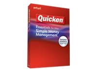 Quicken Essentials for Mac 2011