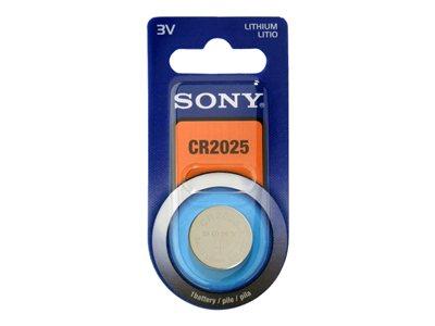 Sony CR 2025