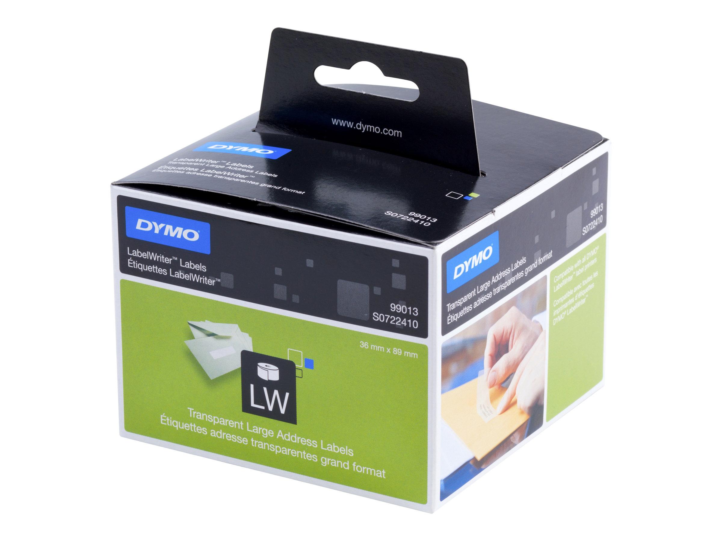 DYMO LabelWriter - étiquettes adresses - 260 étiquette(s)