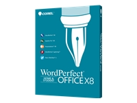 WordPerfect Office X8 Home and Student Edition
