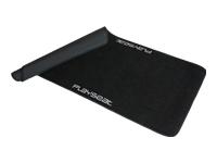 Playseat Gulvmåtte 140 cm x 55 cm sort