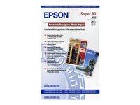 Epson Premium Semigloss Photo Paper - papier semi-brillant - 20 feuille(s)