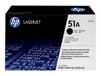 HP - LASERJET SUPPLY HIGH VOLUME HP 51AQ7551A