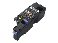 Dell - Yellow - original - toner cartridge - for Dell E525w; Color Multifunction Printer E525w