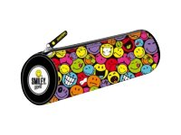 "ALPA Crazy Smile ""SNO"" Collection FOURRE TOUT ROND - Smiley World - étui"
