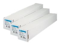HP Bright White Inkjet Paper - papier mat de qualité - 1 rouleau(x)