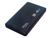 MCL Samar 8DM2-USB2SA - armoire de stockage - SATA 1.5Gb/s - USB 2.0