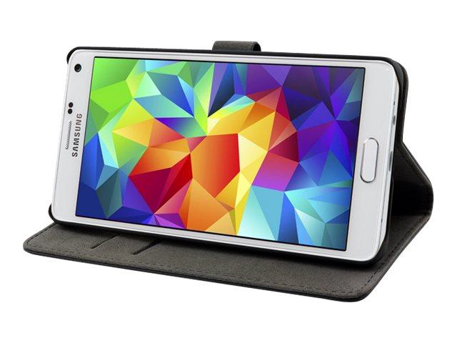 Muvit Slim Folio - Protection à rabat pour Samsung GALAXY A5 - noir