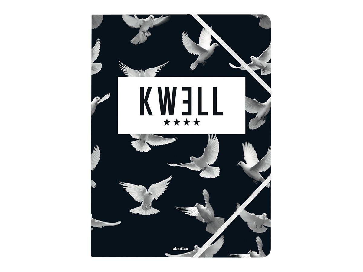 oberthur KWELL - chemise à 3 rabats