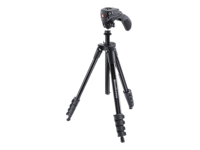Manfrotto Compact Action Stativ med ben