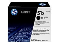 HP Cartouches Laser Q7551X