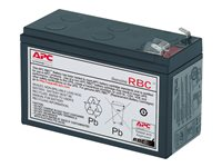 APC Replacement Battery Cartridge #17 - Batería de UPS - 1 x Ácido de plomo 108 Ah